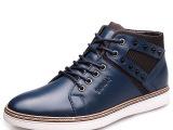 圣高棉鞋英伦男士休闲鞋子马丁皮鞋复古潮板