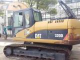 广州15款卡特320和323 336一手现货转让原装三大件