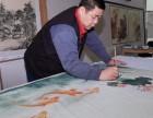 中美协画家蓝健康老师作品出售,当代书画艺术品收藏升值的潜力