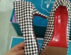 印象风正品鞋,37码欧洲站,格子花纹自提可优惠