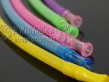 【厂价批发】水烟壶配件 进口医用级 彩色硅胶管 中号