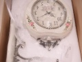 欧式双面挂钟 便宜出售 原价328 现只卖135