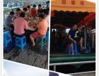 栖凤渔村翡翠湾-出海捕鱼-捕捞美味海鲜