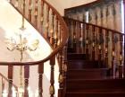 上海品家楼梯崇明楼梯自建房楼梯水泥基础实木楼梯价格