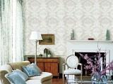 室内家居装饰墙布绍兴柯桥工厂生产提花系列A08-2款志明网销