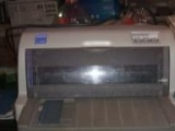 EPSON LQ670K 平推票据打印机