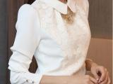 女装代理网上开店 品牌女装代理加盟 打底衬衫 免费代理 2014