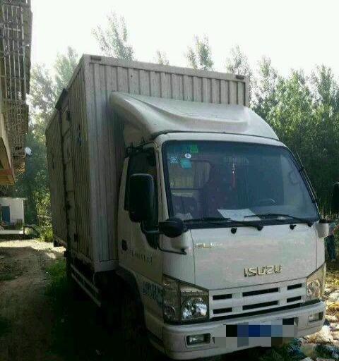 4.2米厢式货车求配货
