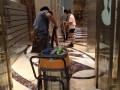 石龙石排专业清洗油烟机,清洗外墙,空调清洗,地板打蜡