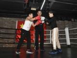 Boxing拳击私教工作室 专业授课指导 火爆招收会员