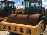 二手22吨压路机双驱全液压