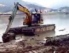滁州市天长县中国厦工215型水路挖掘机租赁价格优惠