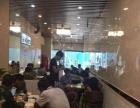 华强北燕南路120平方租金2.3万元餐饮旺铺转让