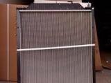 重汽斯太尔发动机中冷器WG9112530
