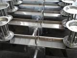柯桥纺织印染用工业离心脱水机带导布架的脱水机