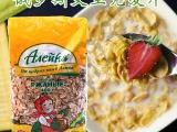 俄罗斯代购正品麦片老奶奶艾利客燕麦片40