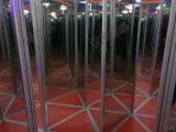 主题镜子迷宫