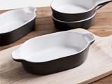 外贸原单 烤碗 焗饭碗 瓷器 陶瓷餐具套装 创意欧式餐具 英国RD