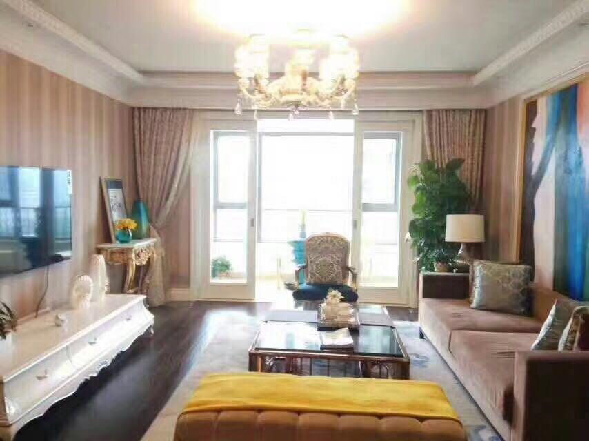政务区新房 五十中 天鹅湖东 商业配套环绕 花园洋房