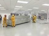 中山市工厂设备搬迁 安装认准 明通集团 快捷 高效 安全