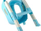 阶梯式辅助坐便器 儿童座便器宝宝坐便凳婴儿马桶圈 包邮