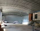 自家新建厂房配套齐全可进挂车,钢结构带空坪
