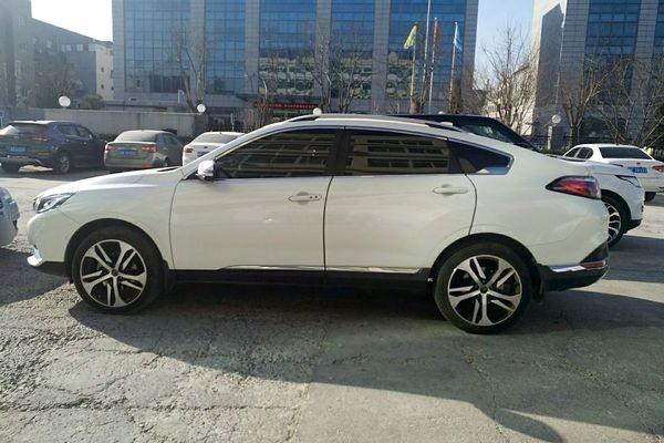 启辰T90 2017款 2.0L CVT领尚版百款新车