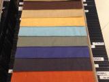 志达 厂家直销 棉麻沙发布料 染色平板布料 可做窗帘装饰布 UR