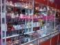 化妆品中岛柜服装鞋包展柜文具货架