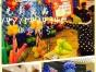 海口气球装饰演艺资源整合活动策划魔术小丑泡泡秀