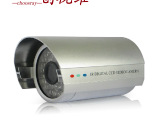 批发安防监控摄像头/30米红外防水夜视CCD摄像机/闭路监控摄像