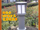 热销黑色草坪灯LED小区地户室外超亮照明围墙花园欧式道路景观灯