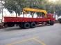 沈阳地区东风后八轮10吨12吨随车吊价格