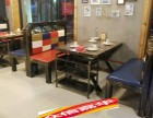 众信嘉华火锅桌椅,电磁炉火锅桌,大理石火锅桌