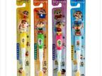 韩国原装正品  新款蜡笔小新牙刷 进口创意趣味软毛儿童牙刷批发