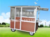 移动小吃车哪里买 买专业的电动餐车当然是到新欣车业了