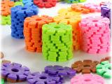 DIY玩具积木儿童早教益智拼装玩具幼儿园