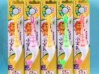 雅洁840超细软毛0.02mm儿童牙刷套装高档儿童牙刷批发