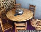 厂家直销:火焰鹅餐厅桌椅,醉鹅餐厅桌椅,农庄桌椅实木餐桌餐椅