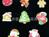 圣诞节卡片 贺卡 挂圣诞树小吊卡 可爱圣