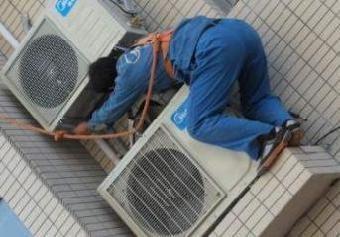 普陀区专业空调维修 空调不制冷 加液 清洗空调漏水拆装移机