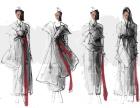 AR服装设计专业艺术留学作品集辅导培训班