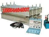 DHLQ型电热式水冷却硫化机工作过程