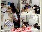 松江学画画哪里好 素描色彩儿童创意书法动漫手工泥塑
