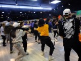 想学街舞去里学好 广州舞缘全日制流行舞蹈魔鬼训练营包住宿