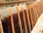 日照钢板桩施工公司山东滨州市德信