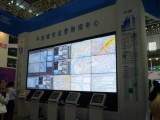 深圳展会活动电视墙 液晶拼接屏出租
