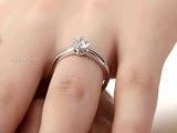 肉眼区别钻石与莫桑石 莫桑钻和钻石的区别图
