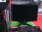 出售中低高端台式笔记本二手电脑 22-27寸显示器 组装一体机