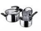 德国NOLTE 烹饪锅具系列 HM-TZ008 博朗可立视套装(